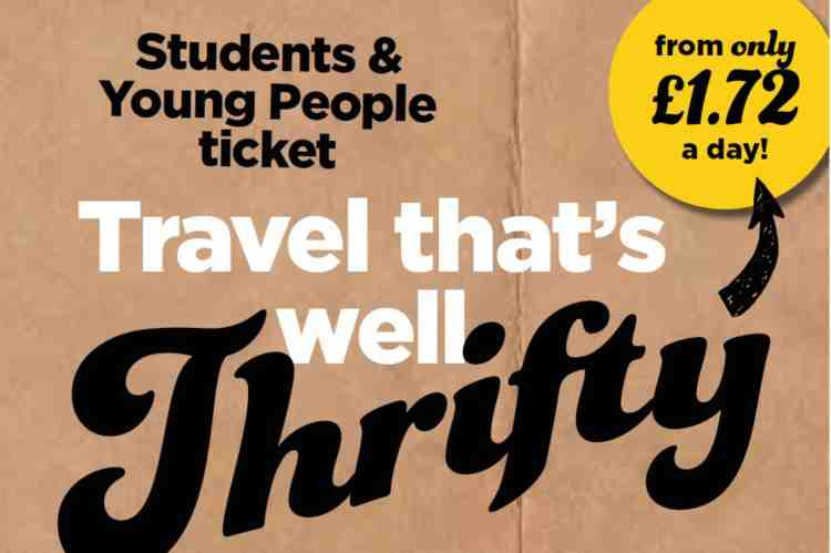 For Full Time Students & Under 19s